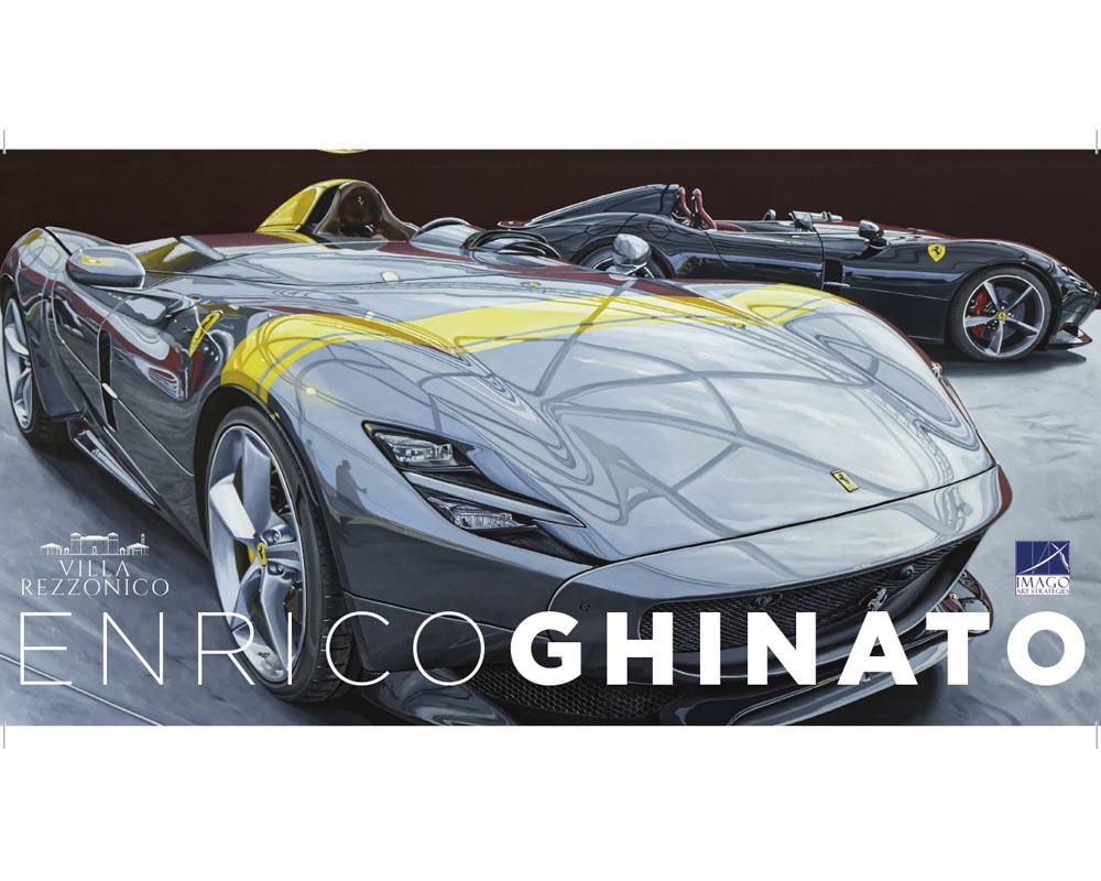 Invito ENRICO GHINATO CAR REZZONICO